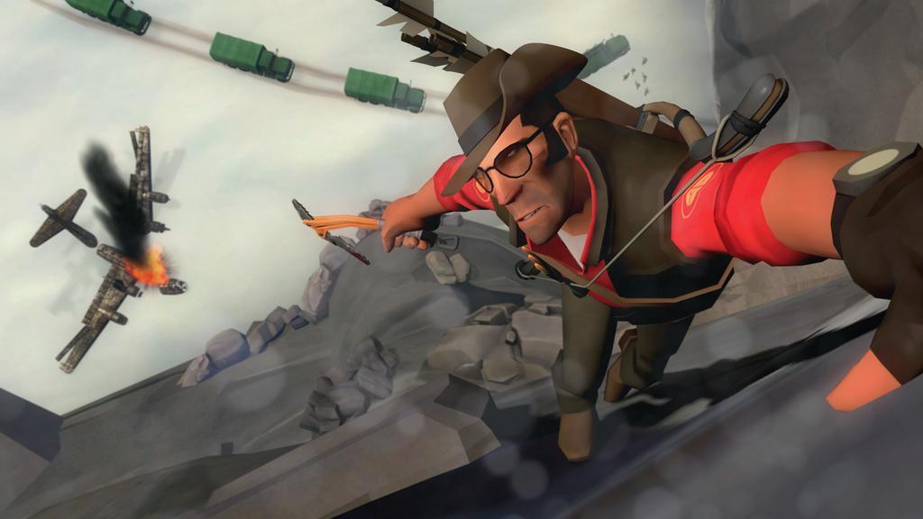 Adventurin' Sniper by d0ntst0pme