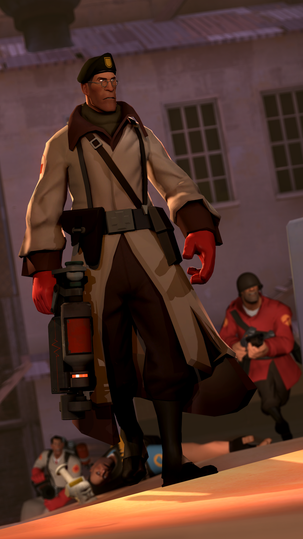 Battle Medic by d0ntst0pme