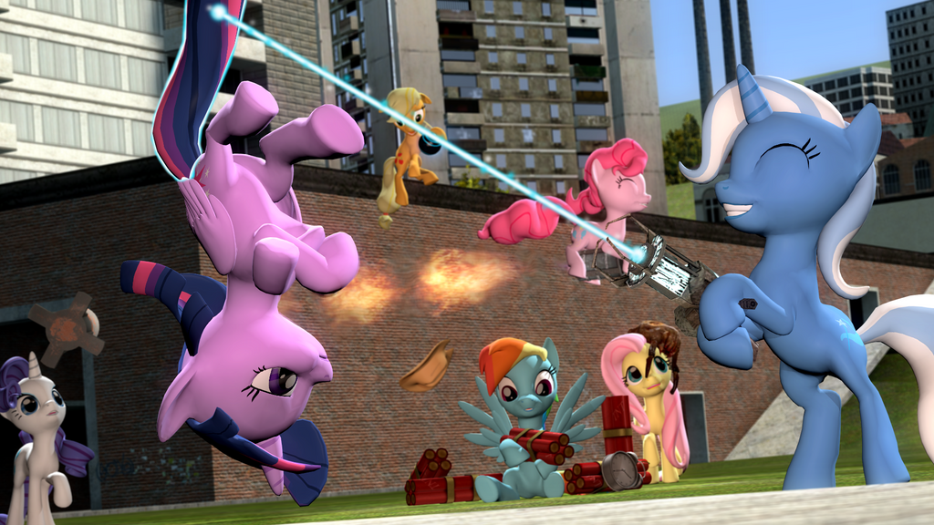 Gmod Ponies By D0ntst0pme On Deviantart