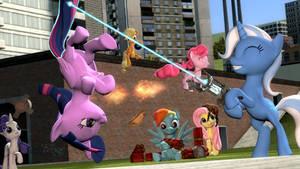 GMod-Ponies by d0ntst0pme