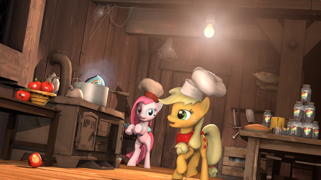 Cooking Time by d0ntst0pme