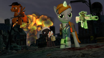 Cool Pones Don't Look At Explosions