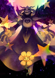 Absolute God of Hyperdeath by Circlejourney