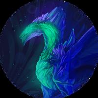 Crystal dragon by Demortum