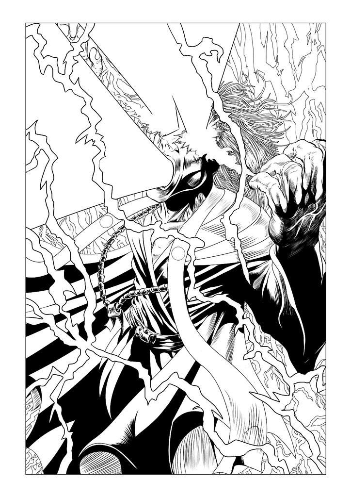 Dark Powers Cover 6 by digitalpenblade