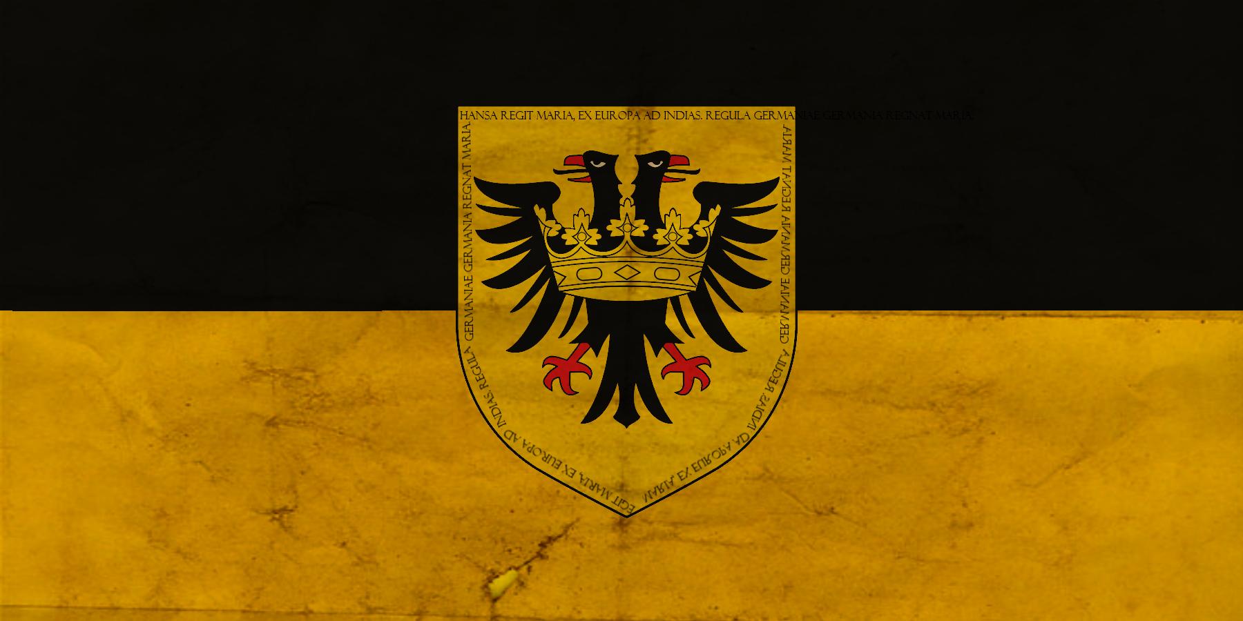 Austrian Flag 1800