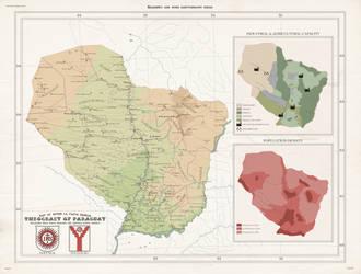 Theocracy of Paraguay by zalezsky