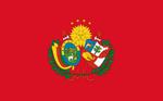 Flag of Peru-Bolivia Confederation