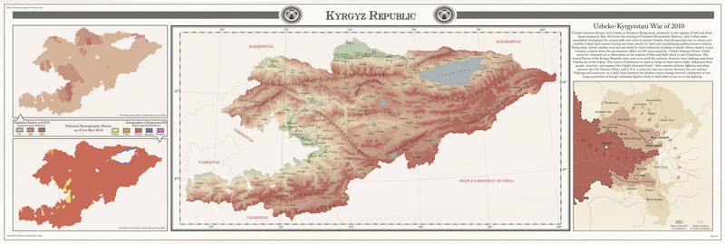 A Land of Forty Clans: Kyrgyz Republic