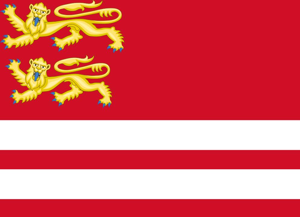 Flag of South England by zalezsky