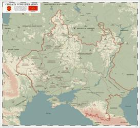 Cossack Confederation by zalezsky