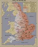 Anglo Saxon Settlement and Invasion of England