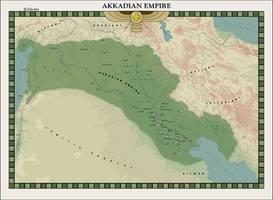 HAoE: Akkadian Empire by zalezsky