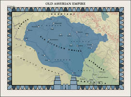 HAoE: Old Assyrian Empire by zalezsky