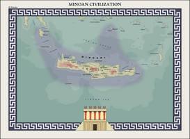 HAoE: Minoan Civilization by zalezsky