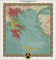 HAoE: The Peloponnesian War by zalezsky