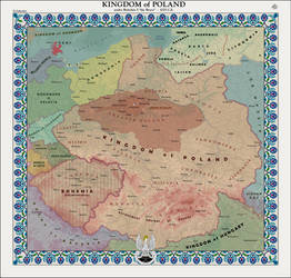 HAoE: Kingdom of Poland by zalezsky