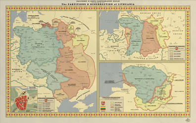 The Partition and Resurrection of Lithuania