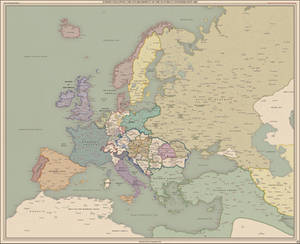 Europe: The Confederation of the Danube