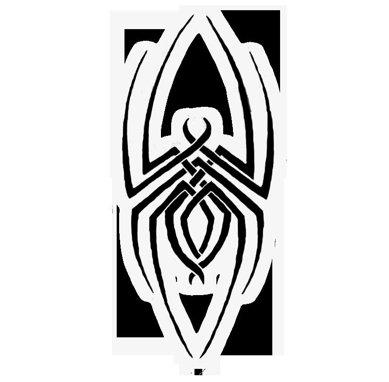 5b3a00573 Tribal Spider 1 by DeathAngelsDay on DeviantArt