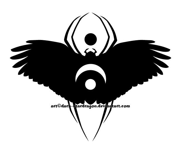 Crescent Spider. - shoulder tattoo