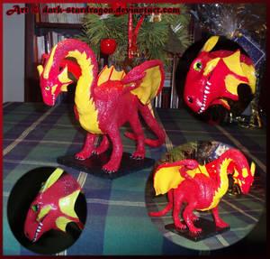 Clay Dragon. Gift