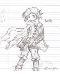 Beetle by narutogirlbri