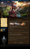 Lineage2 game by lakinkley