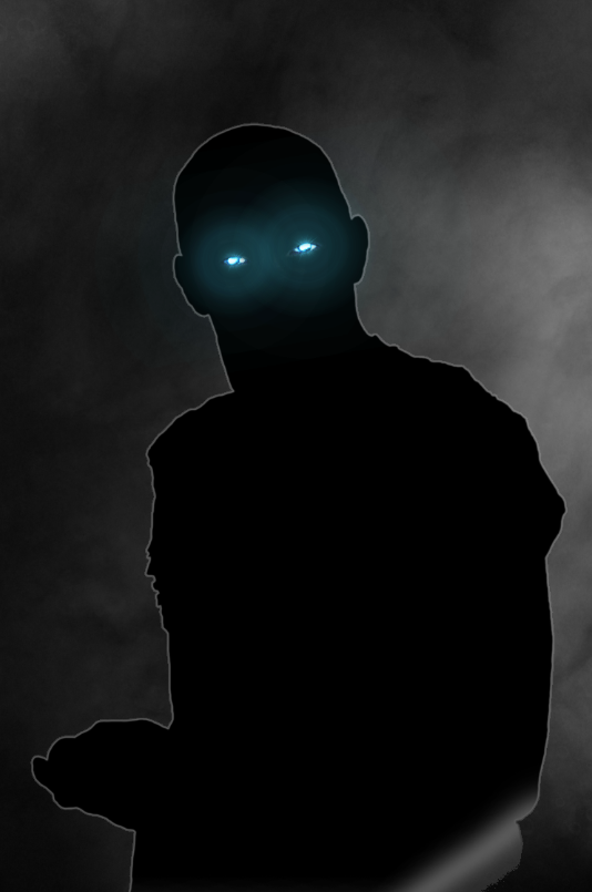 riddick glowing eyes silhouette by hfa18 on DeviantArt