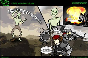 VR Comic Fallout - Companions