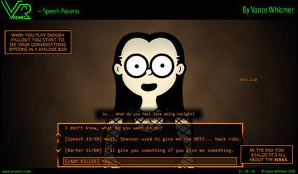 Fallout - Speech Patterns