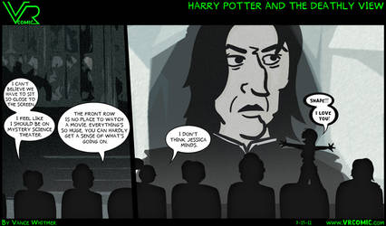 Harry Potter - Deathly View