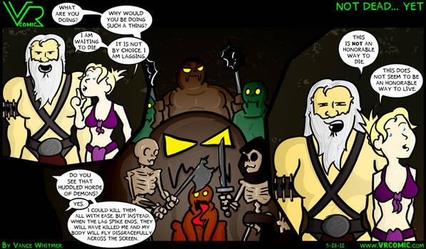 Diablo 3 Lag Comic