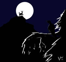 Deer Crow