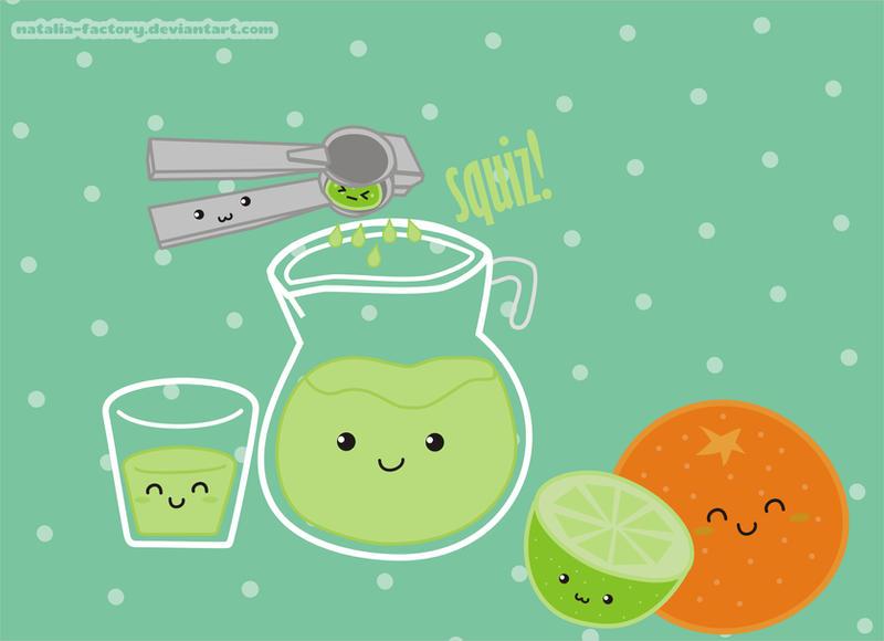 cute lemonade by natalia-factory