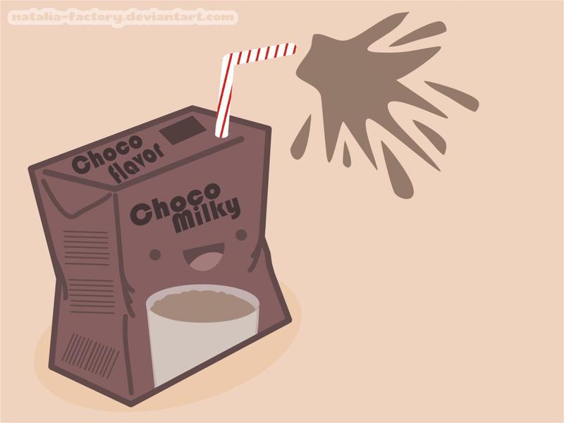 Choco Milky by natalia-factory