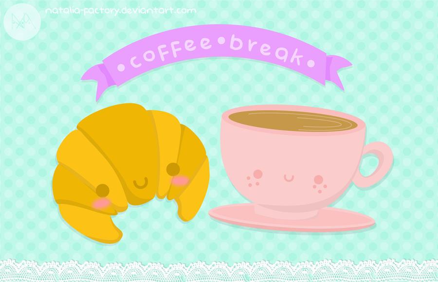 Coffee Break by natalia-factory