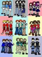 Teh Evolution by DoubleLeggy