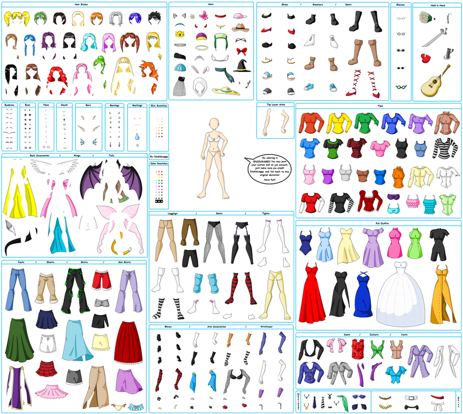 ms paint anime doll maker by doubleleggy on deviantart