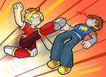 Kickmaster Zero
