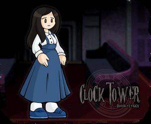 Clock Tower by DoubleLeggy