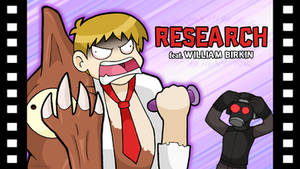 Research feat. William Birkin by DoubleLeggy