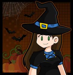 Halloween Stream Profile by DoubleLeggy