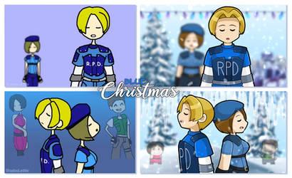 Blue Christmas - Comparison