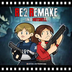 RE2 Remake (In a Nutshell) Promo