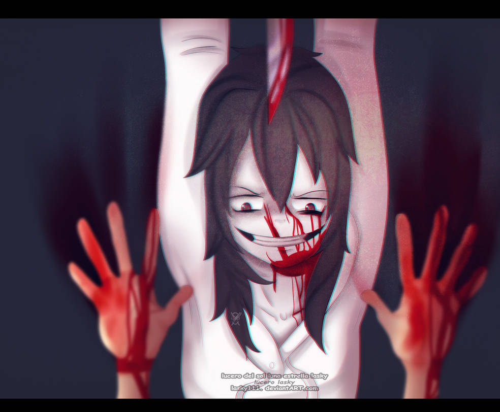 How to Survive: Jeff the Killer by Readeroffate on DeviantArt