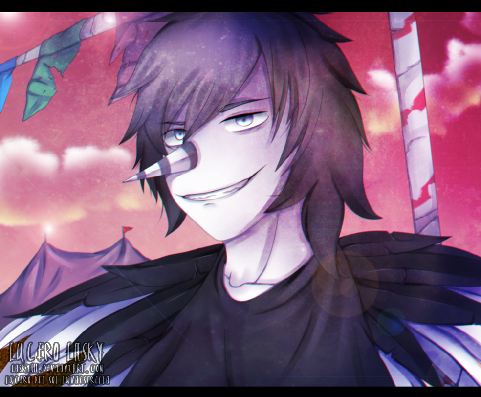 laughing jack by lasky111 on DeviantArt