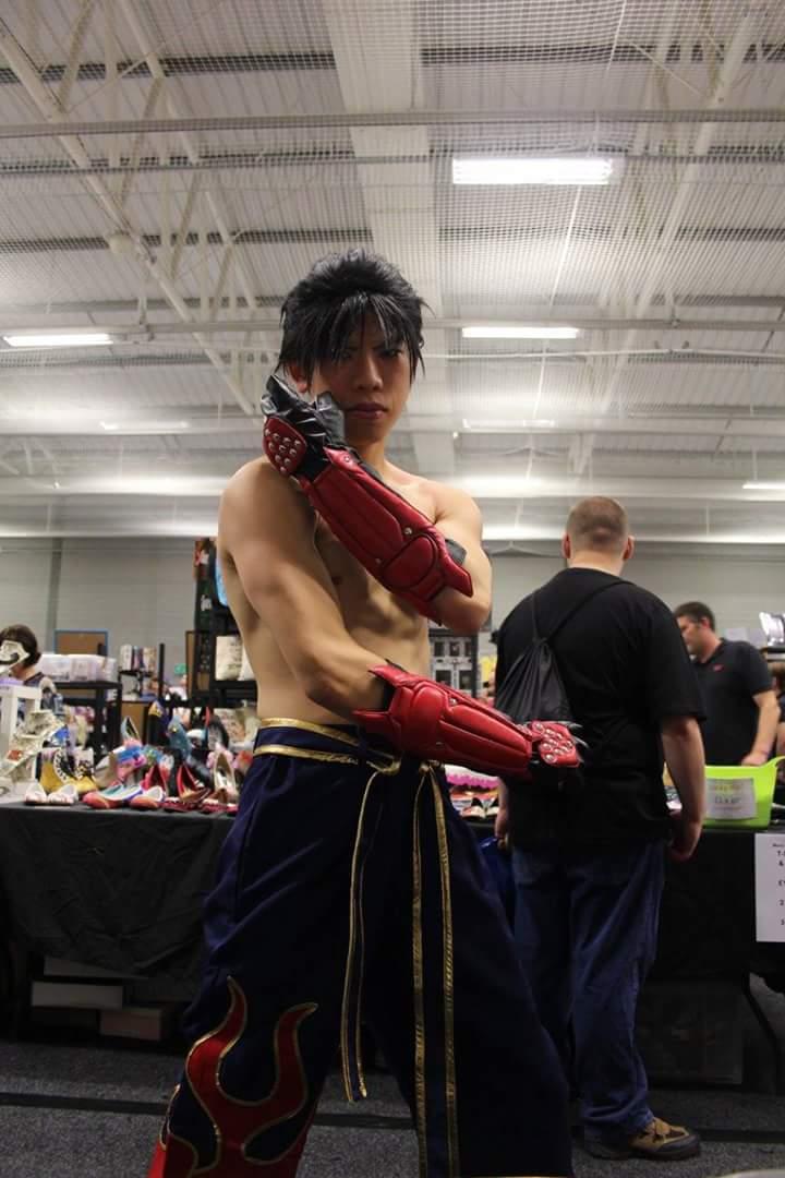 Jin Kazama Cosplay By Devilgenewithin On Deviantart