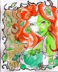 Poison Ivy sketchs