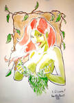 Poison Ivy con sketch